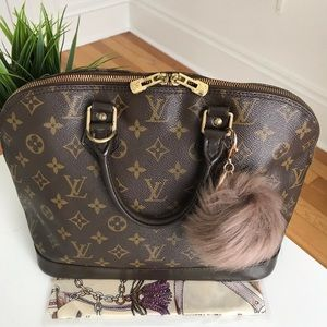 Louis Vuitton Bags - Authentic Louis Vuitton Alma PM